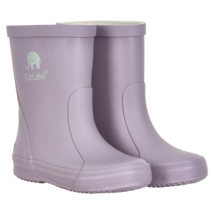 CeLaVi regenstiefel Wellies Junior Gummi flieder