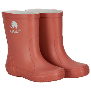 CeLaVi regenstiefel Wellies Junior Gummi rot