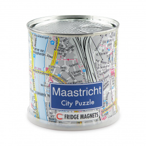 Channel Distribution magneetpuzzel City Puzzle Maastricht 100 stukjes
