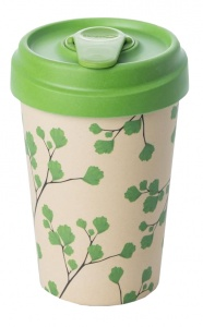 Chic.Mic drinkbeker BambooCUP* Ginkgo 400 ml