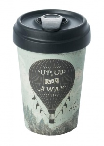 Chic.Mic drinkbeker BambooCUP* Up and Away 400 ml