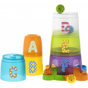 Chicco Stack & Rollstapelbecher Junior 14-teilig