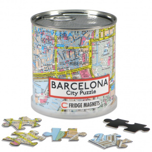 Channel Distribution puzzlespiel City Puzzle Barcelona 100 Teile