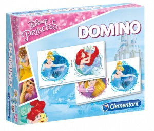 Clementoni domino Disney Princess 28-delig