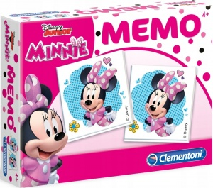 Clementoni memory Minnie Mouse