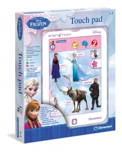 Clementoni Touch Pad Frozen junior 14-delig