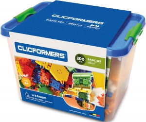 Clicformers basic set 200-piece