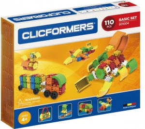 Clicformers basic set 110-piece