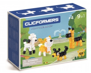Clicformers dog set Sweet Friends123-piece (806004)