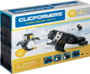 Clicformers mini animal set 30 pieces