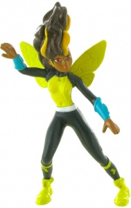 Comansi speelfiguur Super Hero Girls - Bumble Bee 10 cm geel