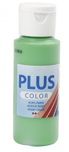 Creotime acrylverf Plus Color 60 ml groen