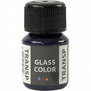 Creotime glas- & porseleinverf Glass Color 30 ml navy