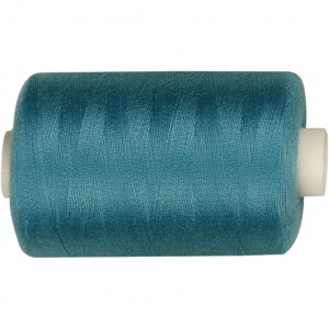 Creotime sewing thread polyester petrol 1000 meters