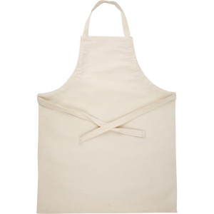 Creotime apron beige 7 - 12 years 55 x 70 cm