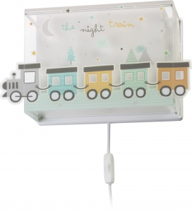 Dalber wandlampe The Night Train 38,5 cm