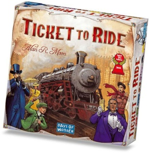 Days of Wonder Brettspiel Ticket to Ride - USA
