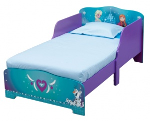 Delta Kids Frozen bed junior 143 x 77 x 67 cm