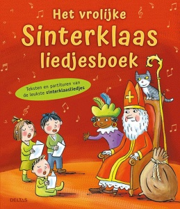 Deltas songbook: the cheerful Sinterklaas songbook