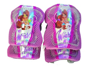 Dino Protection Set Winx Club Mädchen rosa