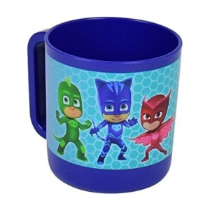 Disney beker PJ Masks 350 ml blauw