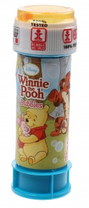 Disney Bubbles Winnie the Pooh 60 ml yellow