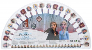 Disney Frozen potlodenset multicolor 20-delig