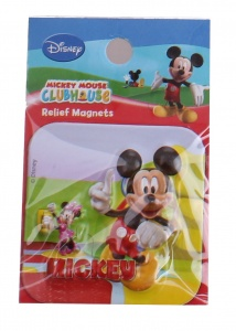 Disney Mickey Mouse Clubhouse magneet (#8)