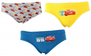 Disney undercarriage set Cars 3 boys 3 pieces