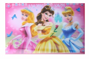 Disney Placemat 43X30CM Princess