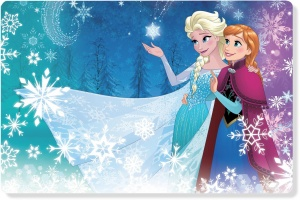 Disney placemat Frozen 45 x 30 cm
