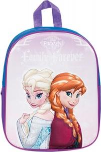 fbeea796dbd Disney rugzak Frozen 3D Family Forever paars 33 x 26 x 10 cm