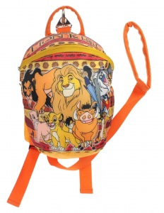 Disney rugzak met riem Lion King 7 liter multicolor