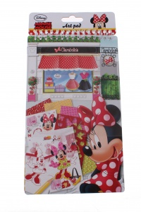 Disney schetsblok Minnie Mouse 14 x 24 cm