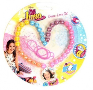 Disney Soy Luna chain with gum-part 39