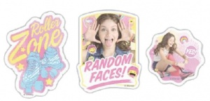 Disney memo pads Soy Luna 3 pieces