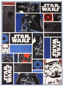 Disney Star Wars Iconen Speelkleed 133 X 95 cm