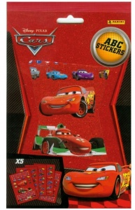Disney stickervellen Cars 240 stickers