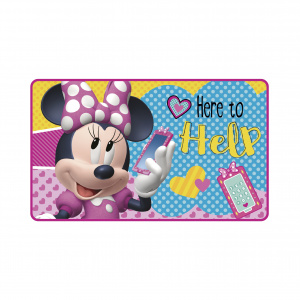 Disney tapis Minnie Mouse filles 45 x 75 cm polaire