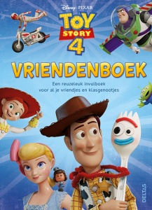 Disney Toy Story 4 friends book