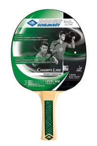 Donic Schildkröt table tennis bats Champs Line 400 black