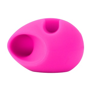 676a02f1847 Dresz speaker Egg iPhone4   4s   5   5s   SE silicone 8 cm pink