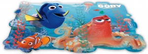 Disney placemat Finding Dory 3D blauw 42 x 30 cm
