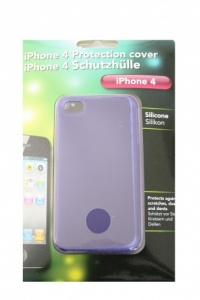 TOM cover iPhone 4 paars