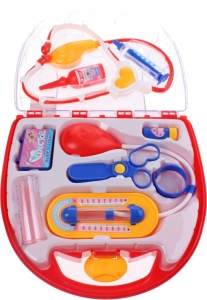Eddy Toys doktersset 10-delig-S