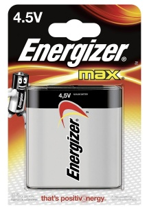 Energizer batterie Max 4.5V chacun