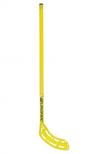 Eurohoc hockey stick Junior polycarbonaat 92 cm geel