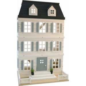 Everearth dollhouse 55 x 40 x 82,5 cm