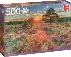Jumbo legpuzzel Heather at Sunset 500 stukjes