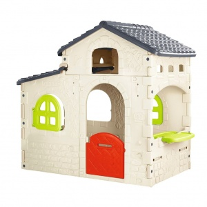Feber playhouse Sweet Candy House110 x 175 x 162 cm crème